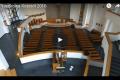 Wnętrze kościoła wPtaszkowej